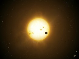 R136A1 Burning star