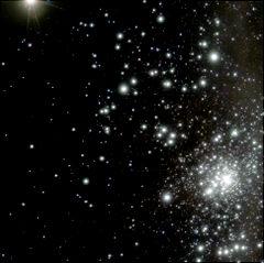 R136 galaxy.