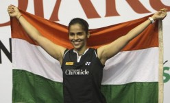 Saina Nehwal bio with pictures
