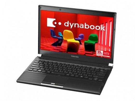 Toshiba 3D Dynabook TX/98 MB