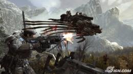 xbox 360 best game - Gears of War II