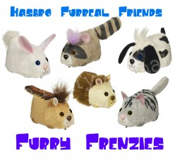 Furreal Friends Furry Frenzies
