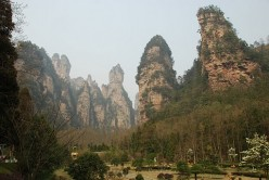 Traveling to Zhangjiajie National Forest Park: Part I