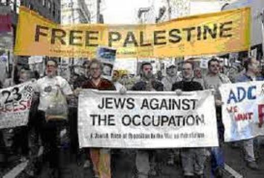 Jews Protest