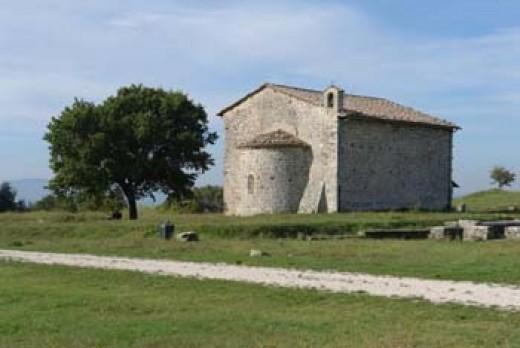 St Damiano Church