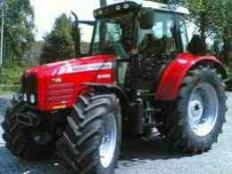 The Massey Ferguson...a bit more upmarket but the same underneath the skin.