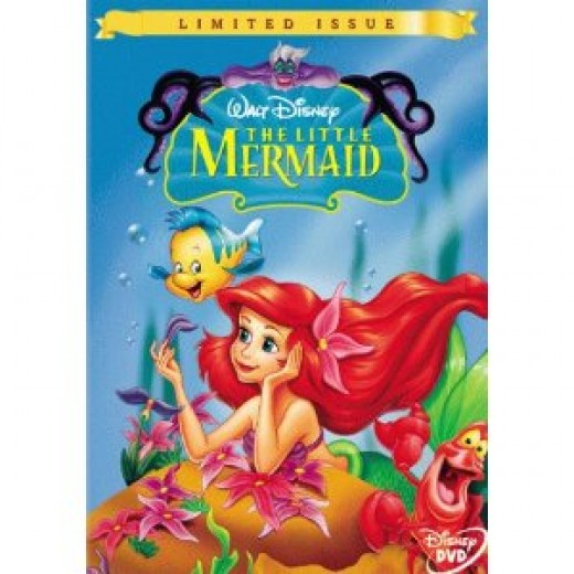 The Little Mermaid : Limited Issue
