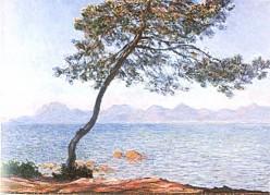 Monet, Antibes 1888