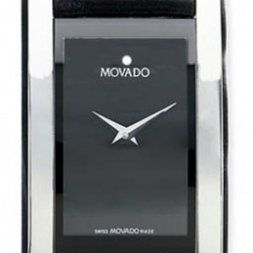 New Movado Nouvelle Luxury Watch
