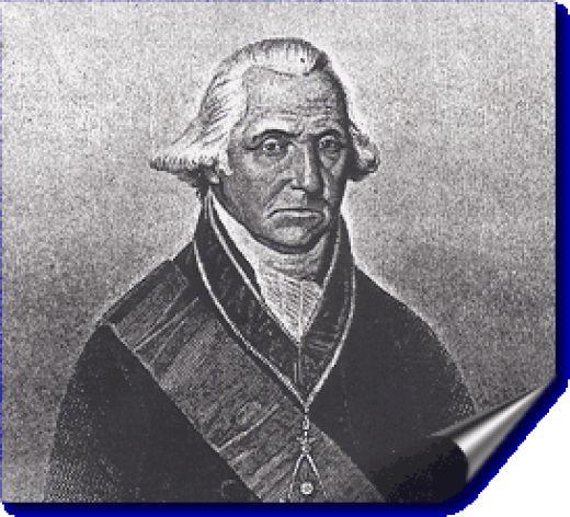 Good old, George, I cannot tell a lie, Washington!In his freemasonry attire