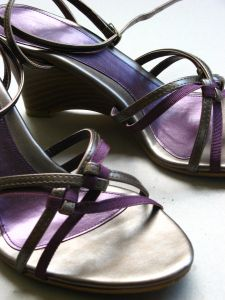 Jessica Simpson pumps are stylish and affordable.