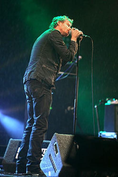 Matt Berninger of The National - A True Rock Star www.americanmary.com