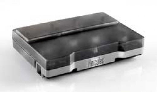 Hercules DJ Control MP3 e2 - Lid Case down