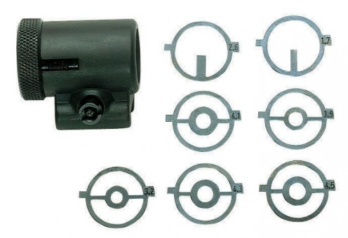 Front sight kit for target shooters