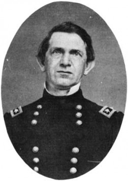 Union Major General Edward Canby