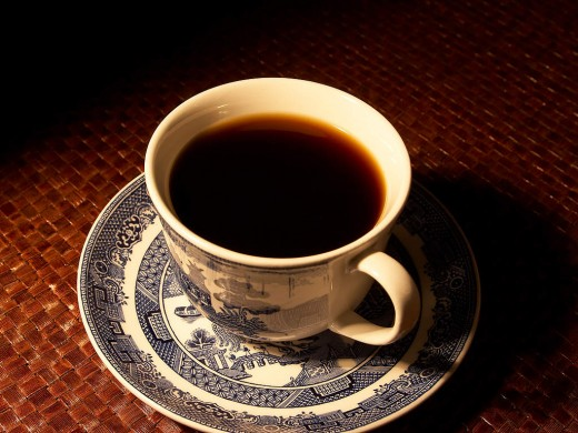 A fresh, stimulating cup of coffee is a good way of reconnecting with an old friend.   Photo Credit: Pdphoto.org