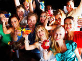 Worried about how much your wedding guests are drinking? You shouldn't be!