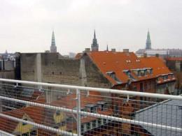 Skt Petri Hotel Copenhagen, View from the room