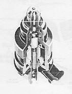 Cosworth Vega fuel injector