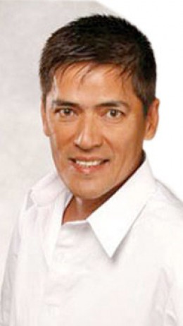 VIC SOTTO born April 28, 1954, Manila, actor, comedian,host, singer and composer