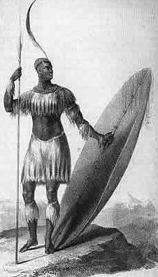 King Shaka of the amaZulu