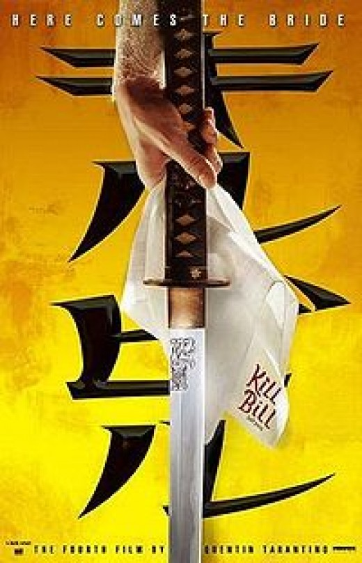 Tarantino Movie: Kill Bill Vol.2