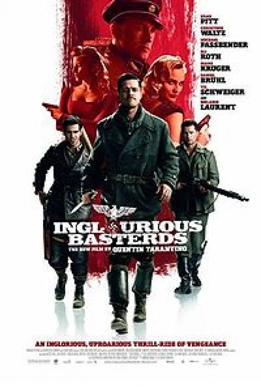 Tarantino Movie: Inglourious Basterds