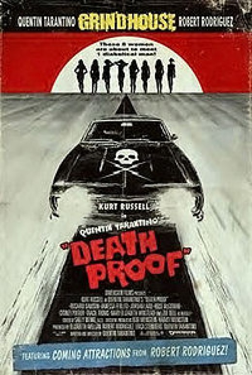 Tarantino Movie: Death Proof
