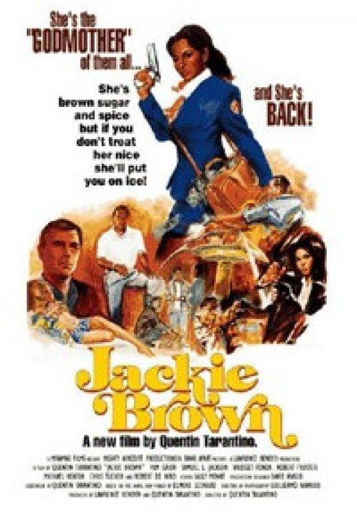Tarantino Movie: Jackie Brown
