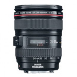 Canon 24-105 mm f/4 L