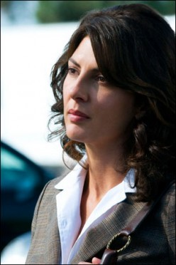 Leverage's Sophie, Played by Gina Bellman