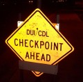 California DUI Checkpoints: Show Me the Money!