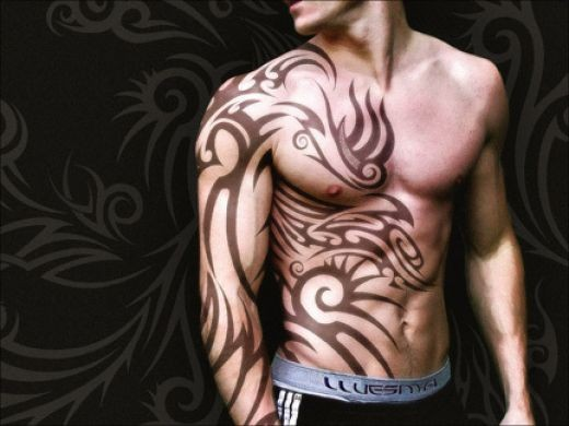 Simple tips for taking care of your body tattoos