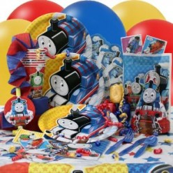 Thomas The Tank Engine Party Supplies
