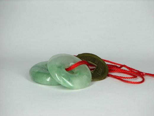 lucky Chinese Jade