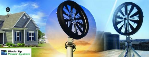 Honeywell WT6500 Wind Turbine by Windtronics  www.windtronics.com