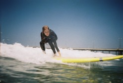 Surfing 101 -- Learning How to Surf