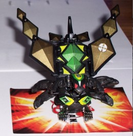 Bakugan Battle Gear Airkor