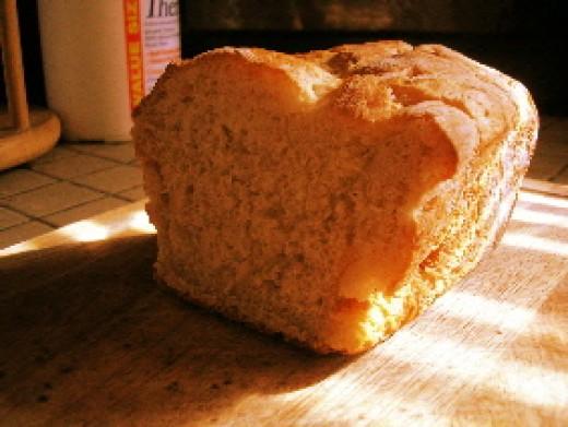 Low-Sodium Artisan Bread from my bakery.