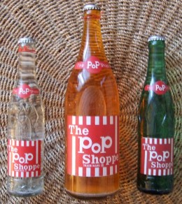 Sodas are so years ago healthwise - try a fruit spritzer instead!