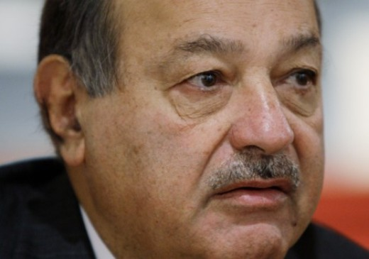 CARLOS SLIM HELU, 70 yrs. of age, Mexico, Telecom, $53.5 Billion