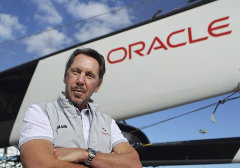 LAWRENCE J. ELLISON, 65 years of age, US, Oracle, $28 Billion