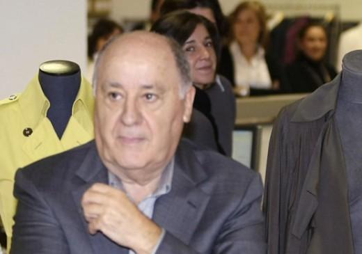 AMANCIO ORTEGA, 74 years of age, Spain, $25 Billion
