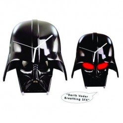 Darth Vader Light Up Clock