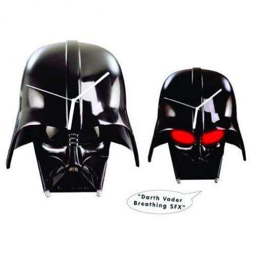 Darth Vader Light Up Clock