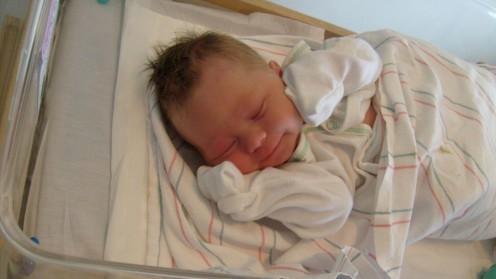Newborn by Peter Griffin
