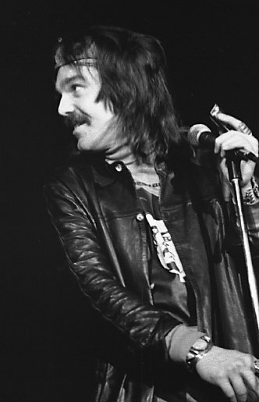 Captain Beefheart in Toronto by Jean-Luc and posted on Flickr