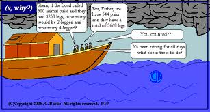 Almost every culture on earth has a flood myth. Ours is found in the Biblical account in Genesis.