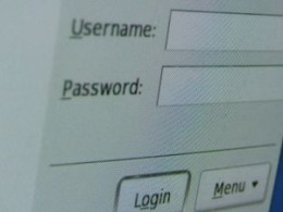 Protect your password!