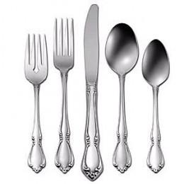 Oneida Chateau Steel Silverware
